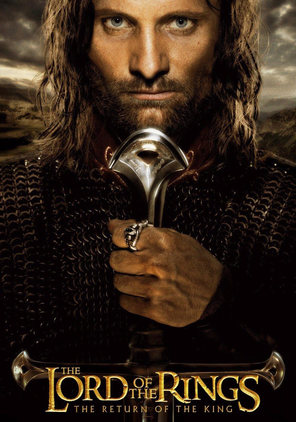 ბეჭდების მბრძანებელი 3 - მეფის დაბრუნება (ქართულად)  The Lord of the Rings: The Return of the King Властелин колец: Возвращение короля