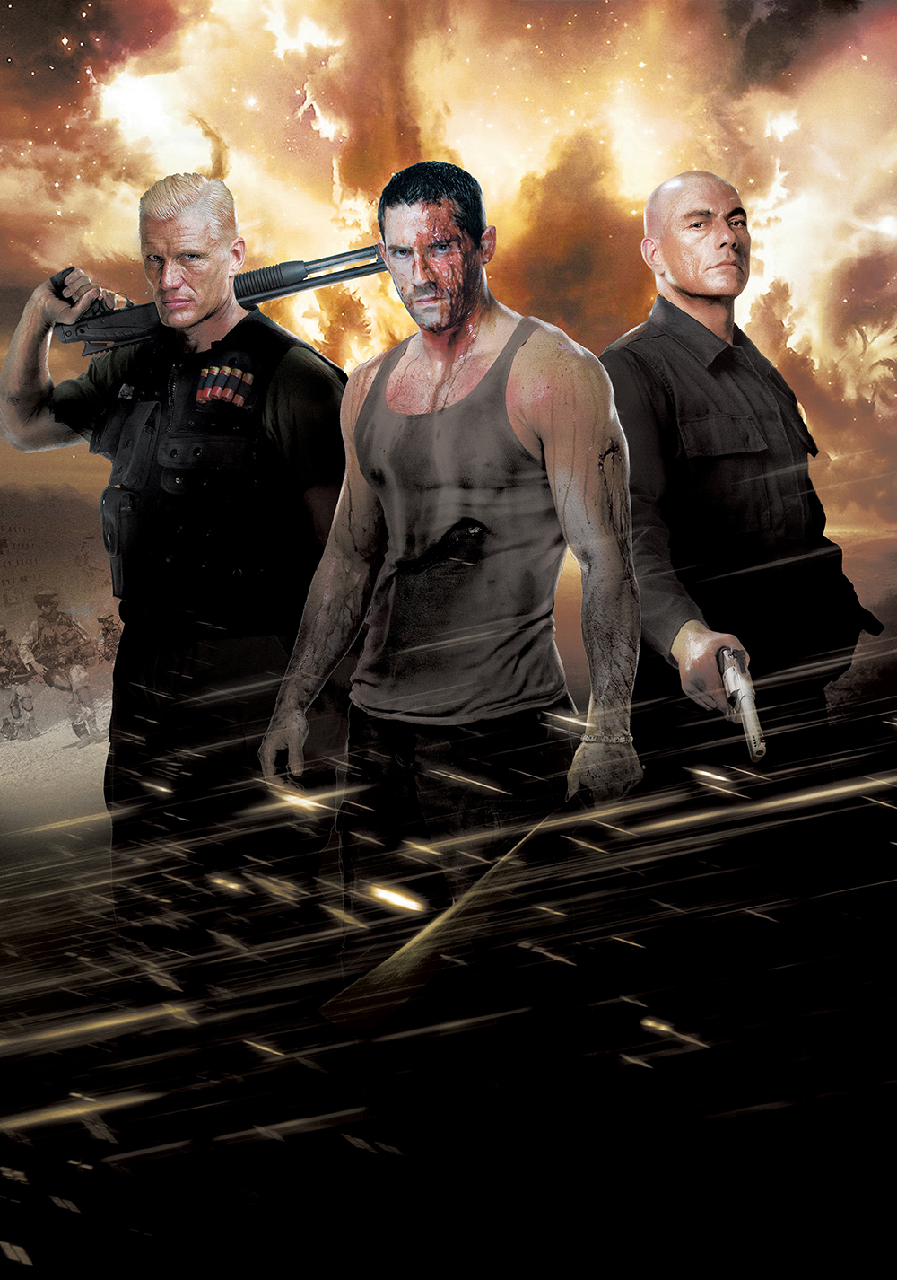 Universal Soldier: Day of Reckoning | Movie fanart | fanart.tv