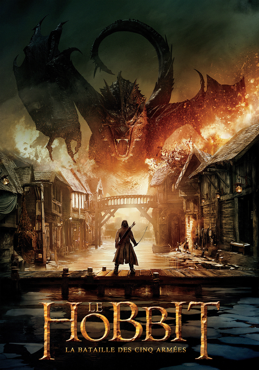 the hobbit the battle of the five armies movie fanart
