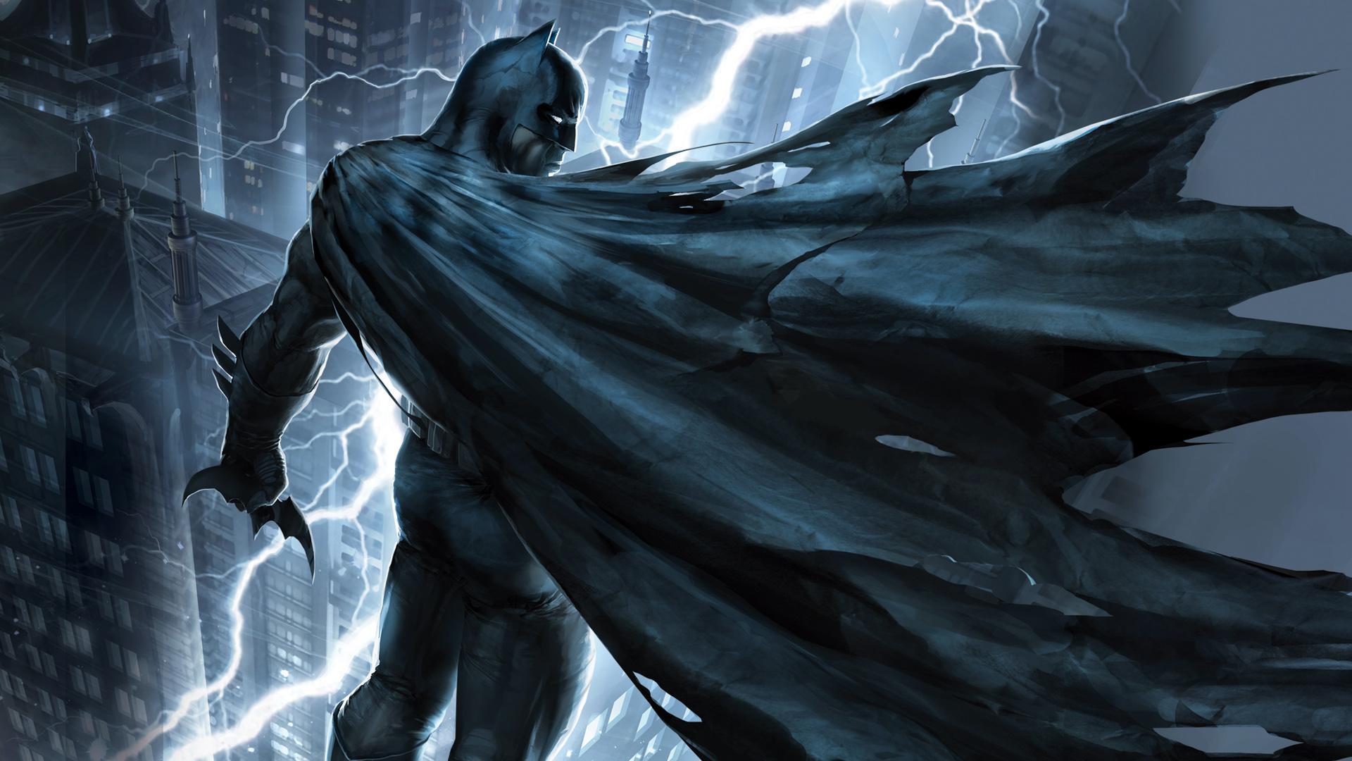 Batman: The Dark Knight Returns, Part 1   Movie fanart ...