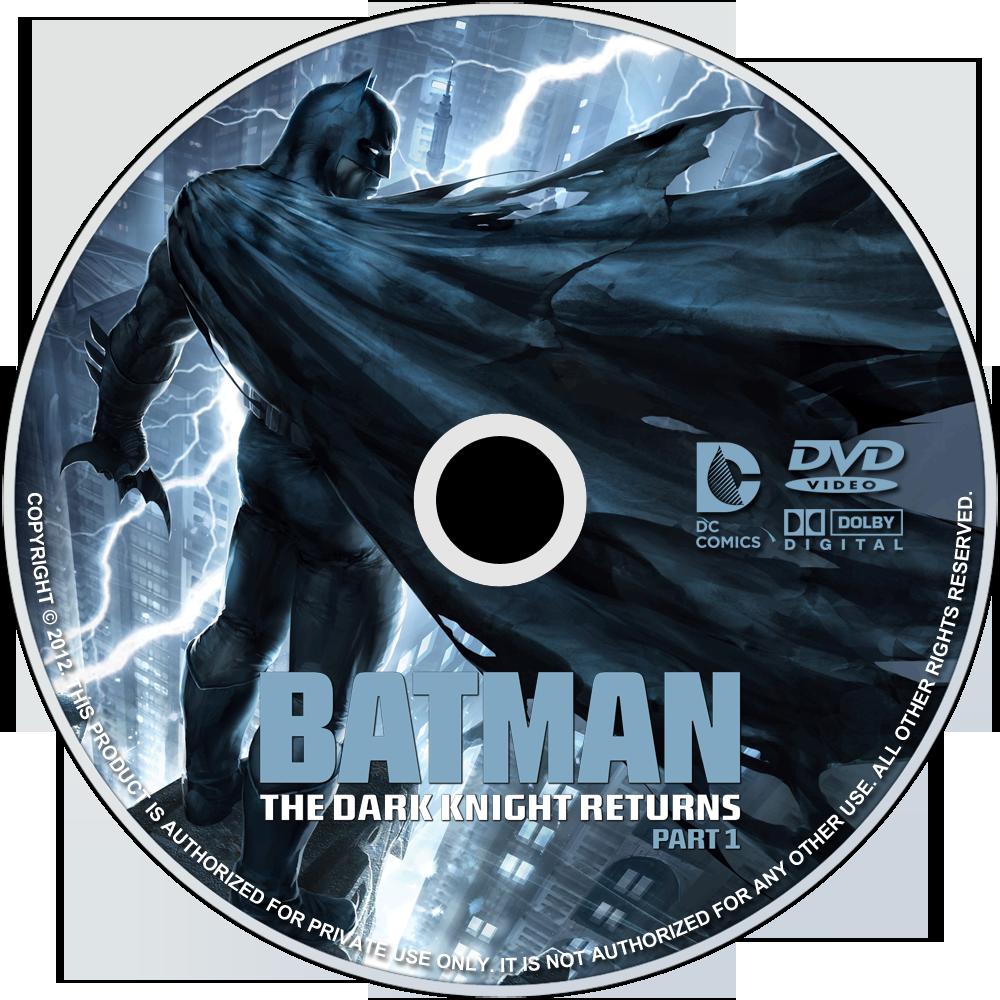 Batman: The Dark Knight Returns, Part 1 - Movie Reviews
