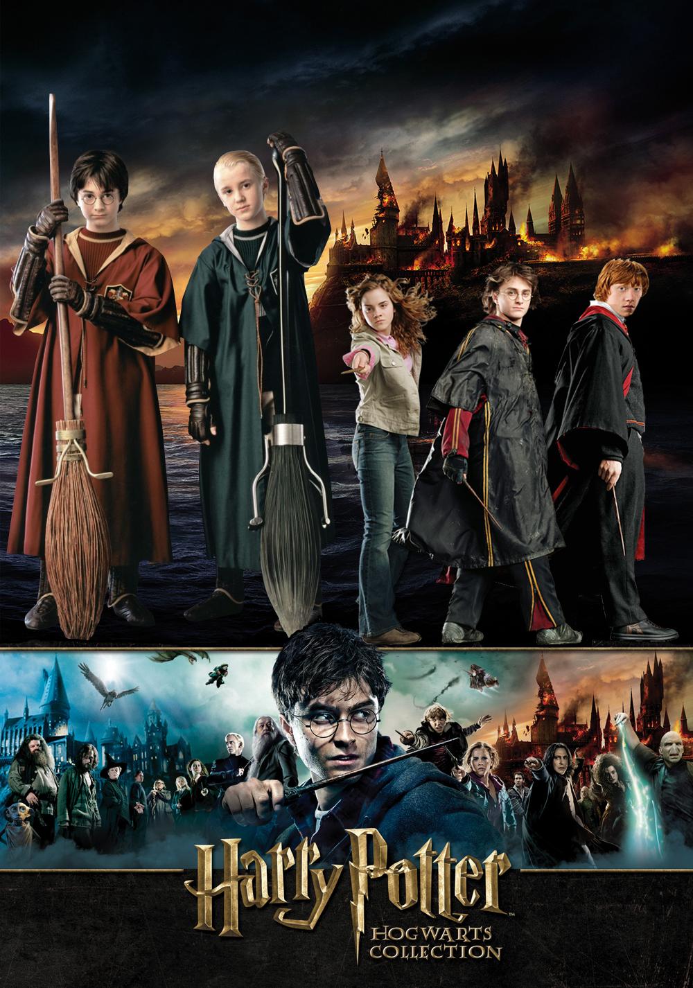 Harry Potter Collection Movie Fanart Fanart Tv