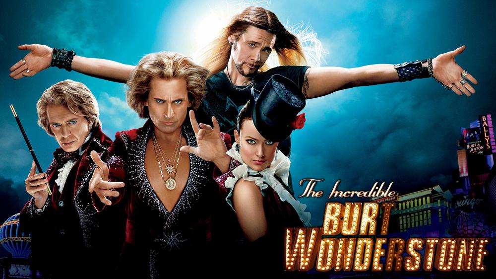 subtitle indonesia the incredible burt wonderstone 2013