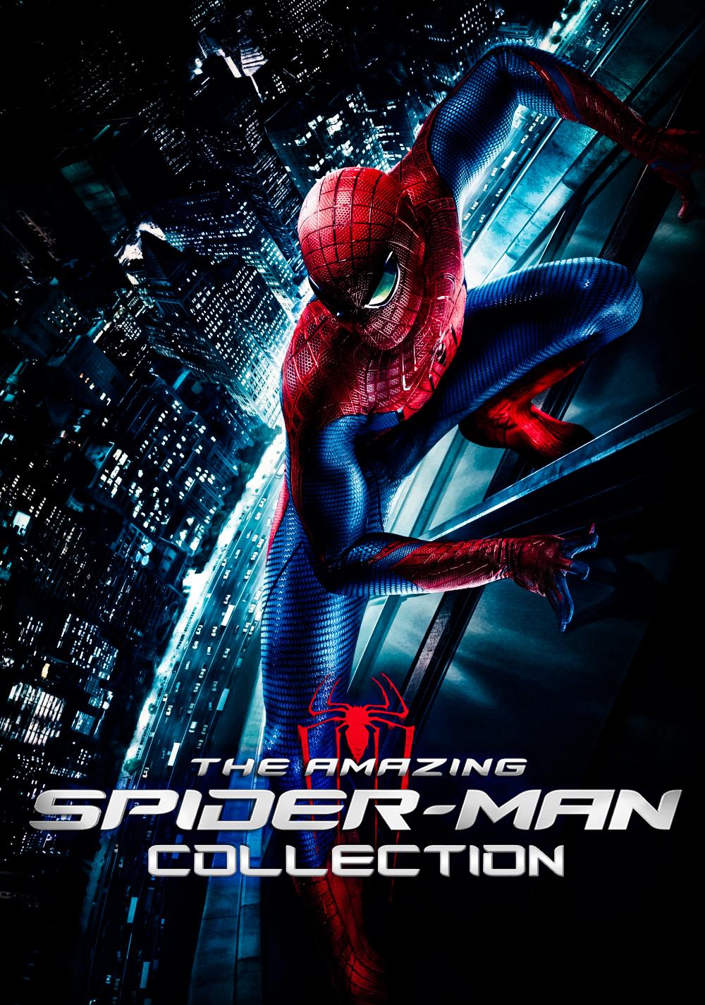 The Amazing Spider-Man Collection | Movie fanart | fanart.tv