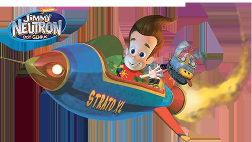 Jimmy Neutron Strato Xl Rocket