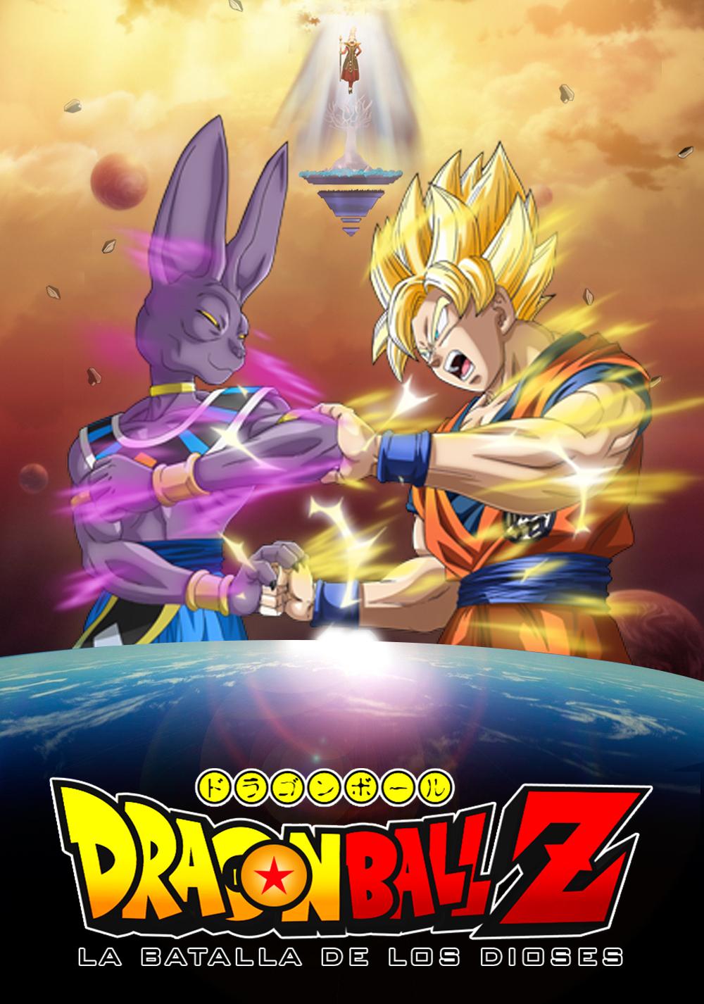 dragon ball z battle of gods movie fanart fanarttv