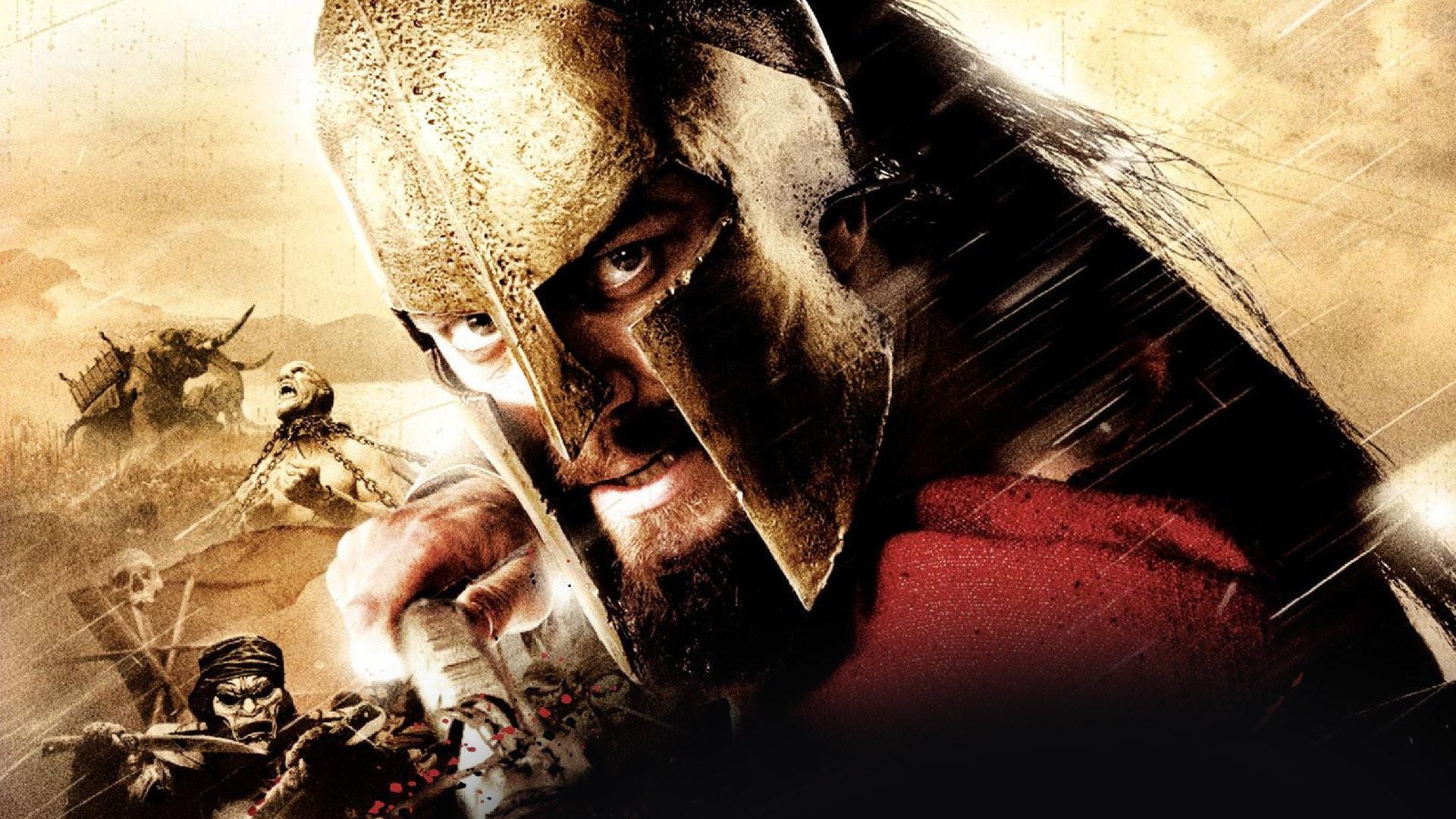 300 spartans movie 2006