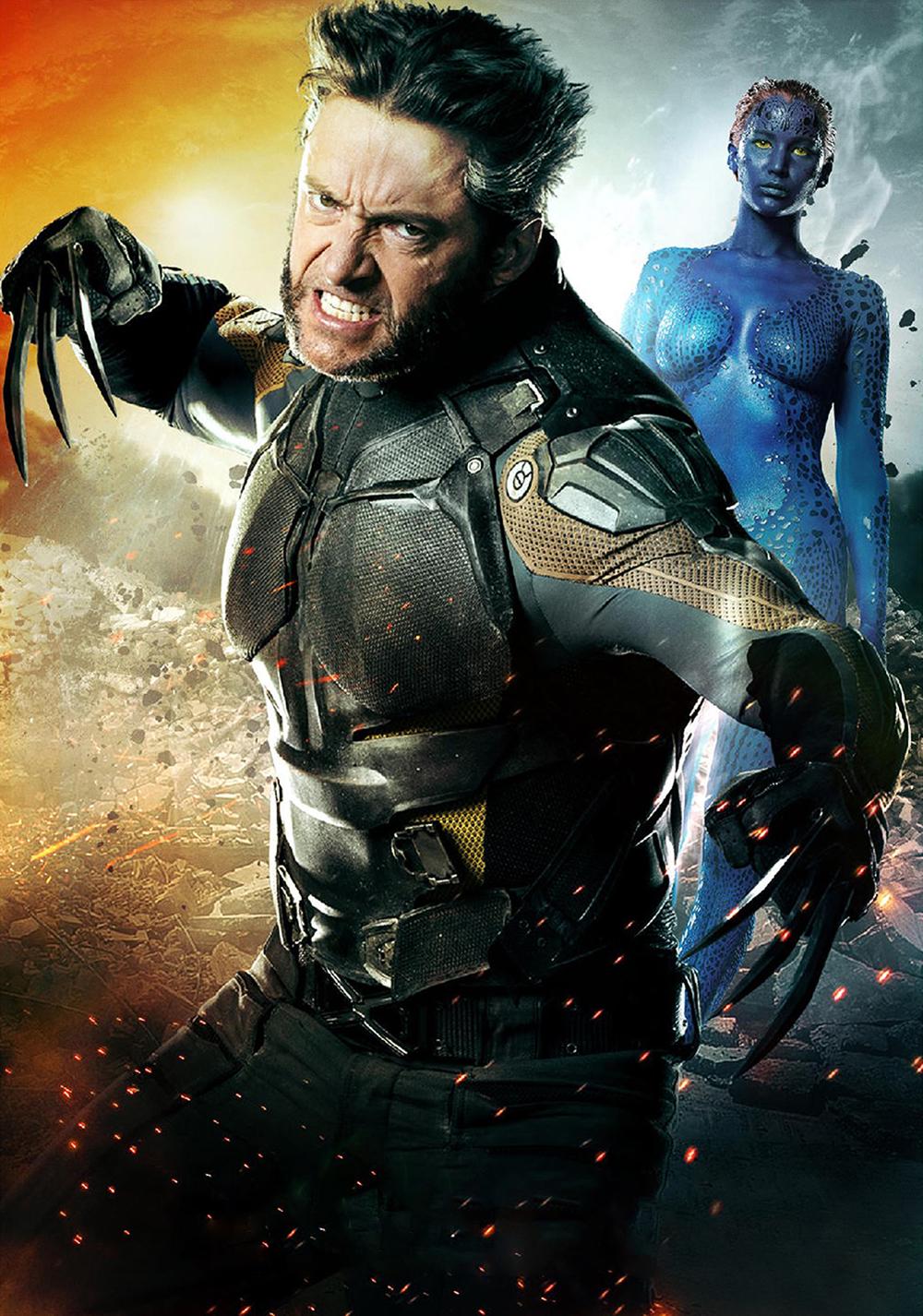 X-Men: Days of Future Past | Movie fanart | fanart.tv