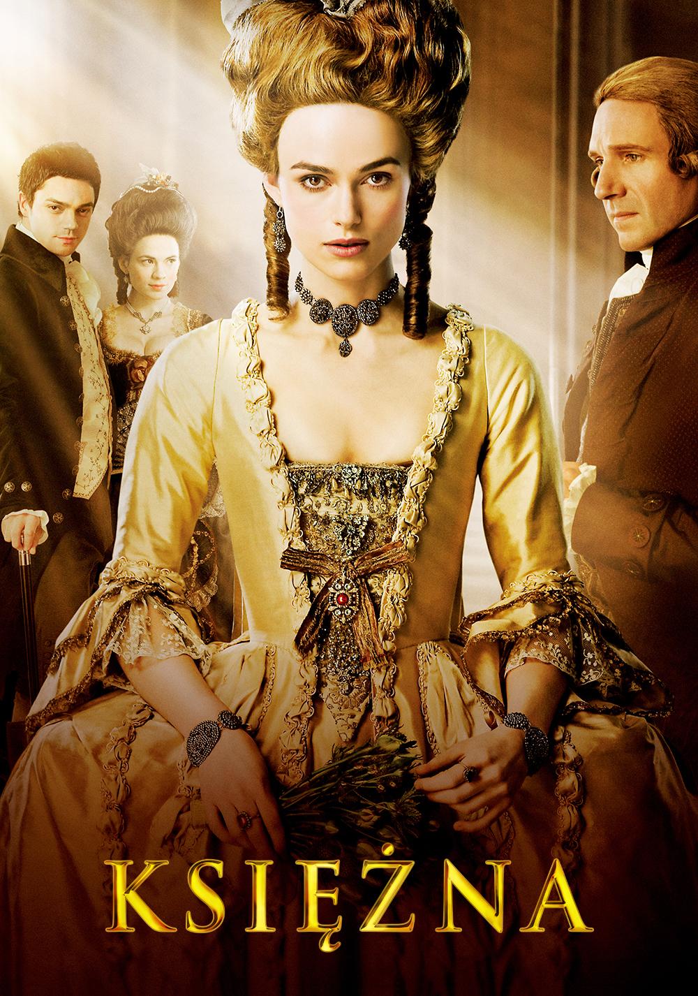 the duchess movie poster