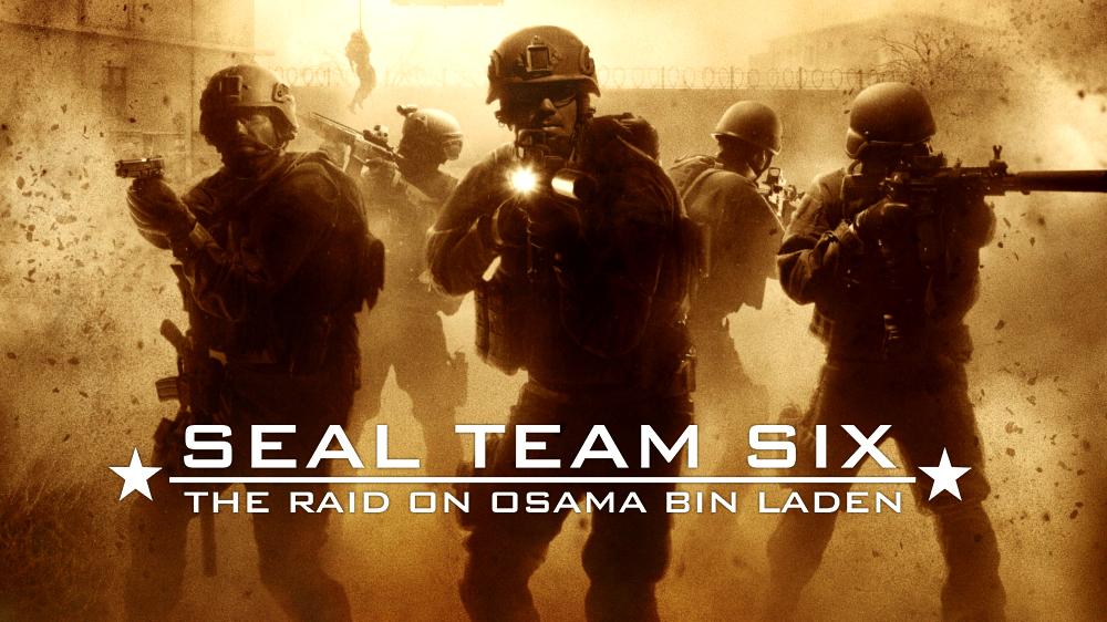 Seal Team Six: The Raid on Osama Bin Laden   Movie fanart ...