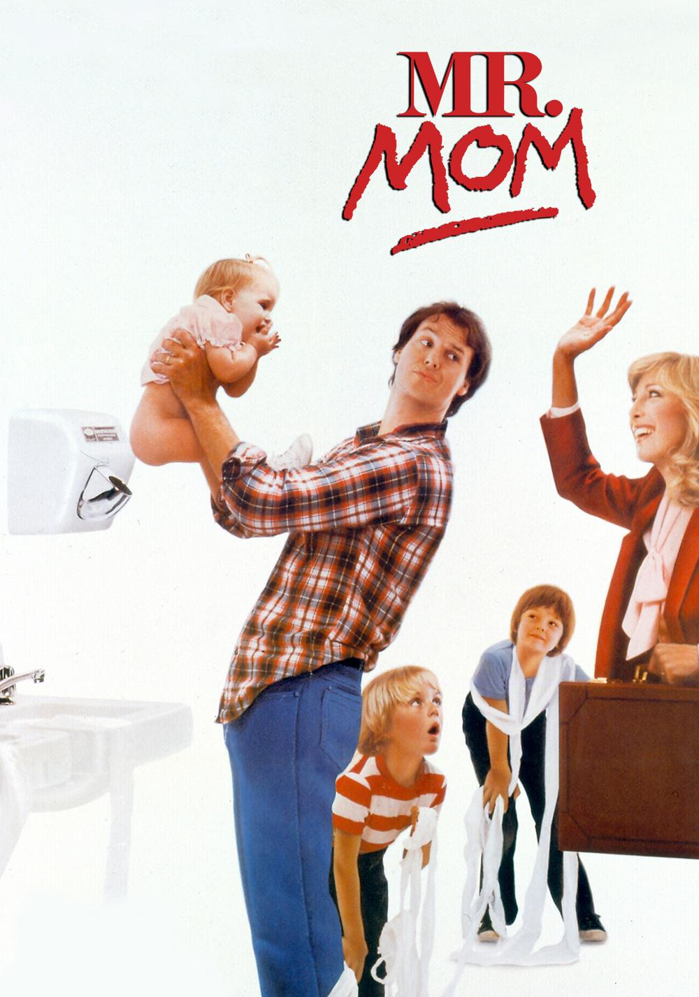 Mr. Mom | Movie fanart...