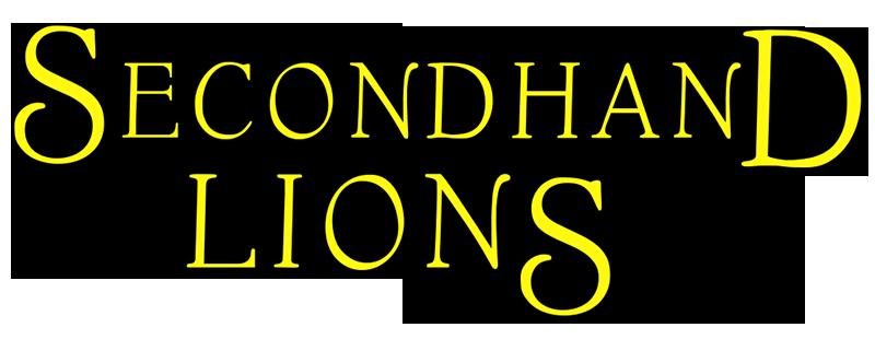 Secondhand Lions | Movie fanart | fanart tv
