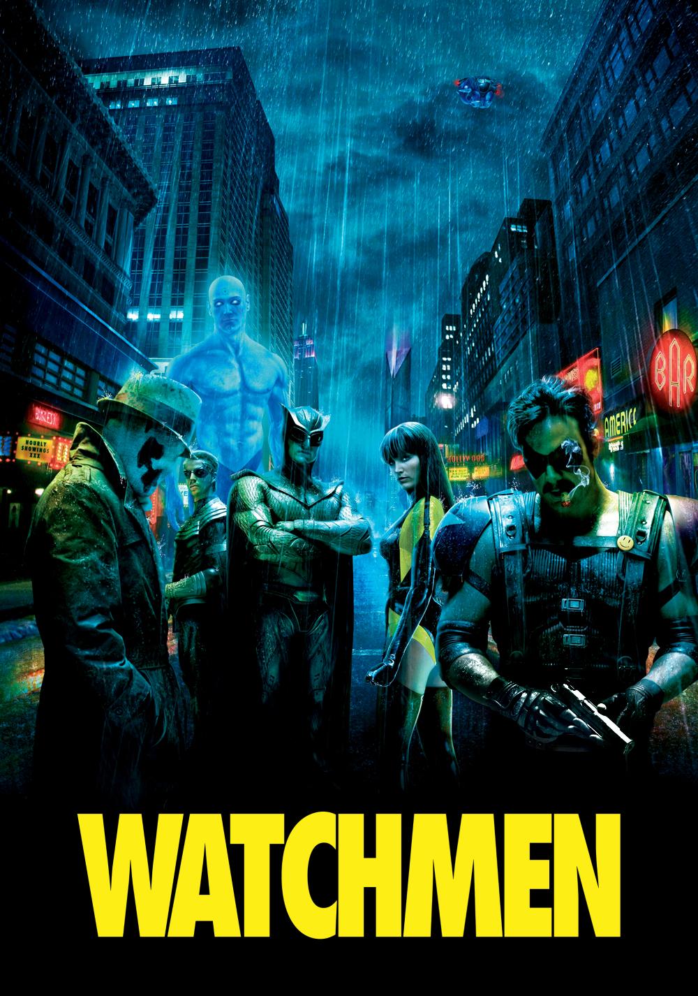 Watchmen movie poster image