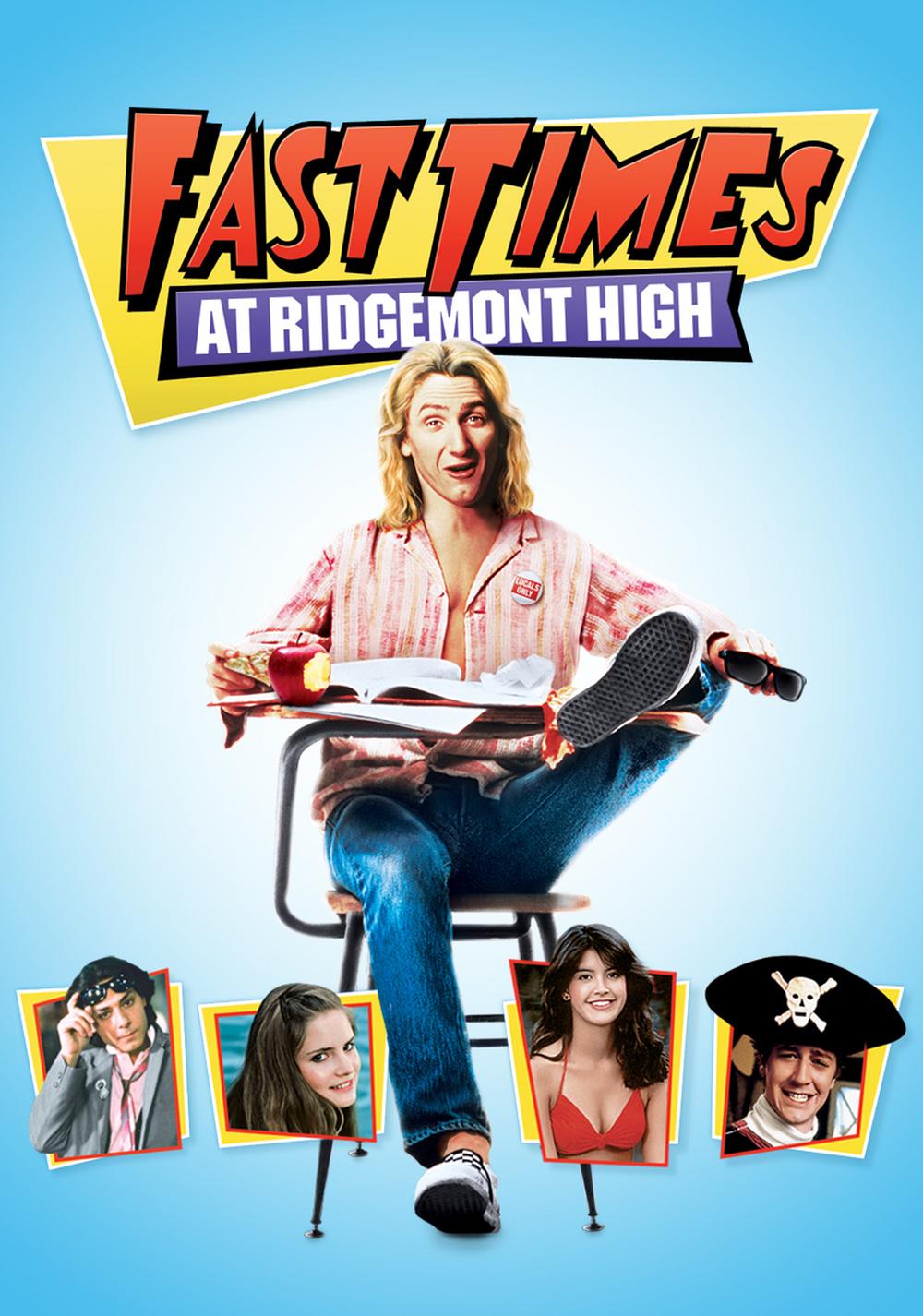 Fast times at ridgemont movie