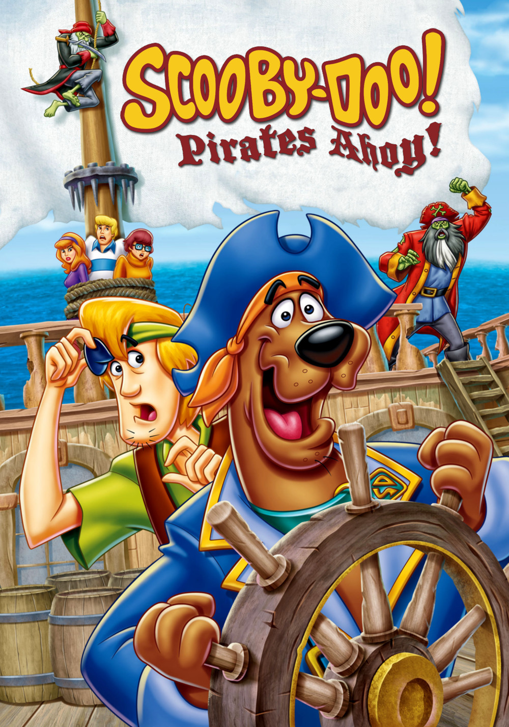 Scooby Doo Pirates Ahoy