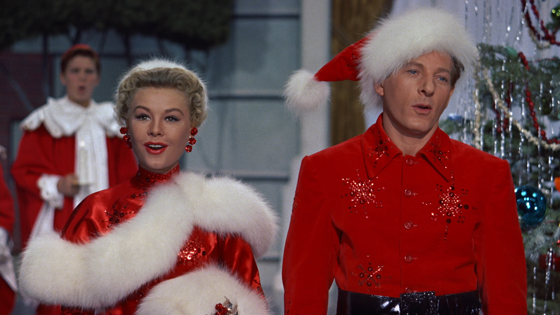 white christmas image - White Christmas On Tv