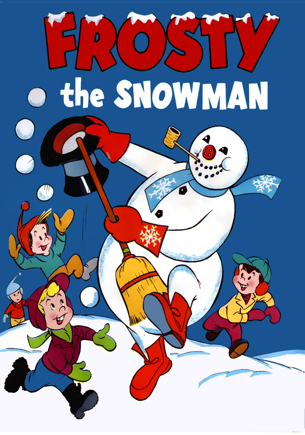 Uncategorized Frosty The Snowman Movie frosty the snowman movie fanart tv poster image