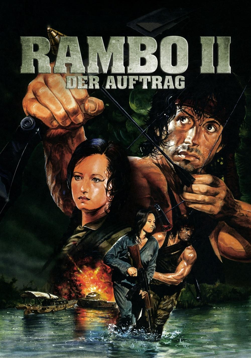 Rambo 2 Stream Deutsch