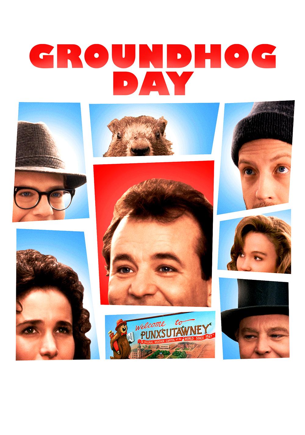 Grounhog day the movie
