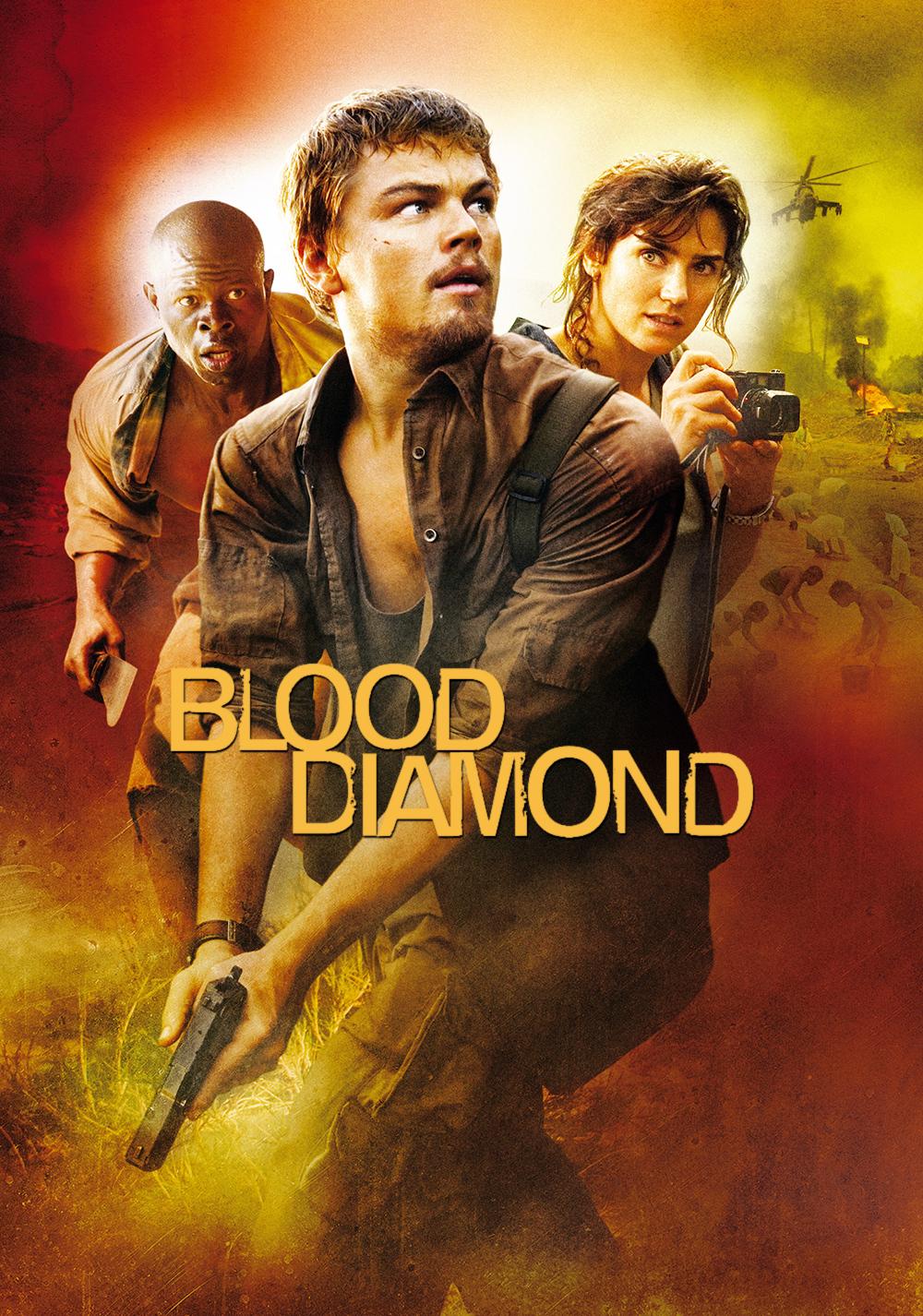 Blood Diamond Movie Fanart Fanart Tv