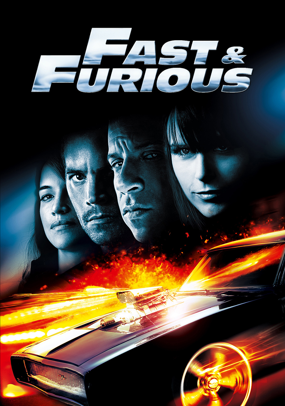 4 fast furious movie