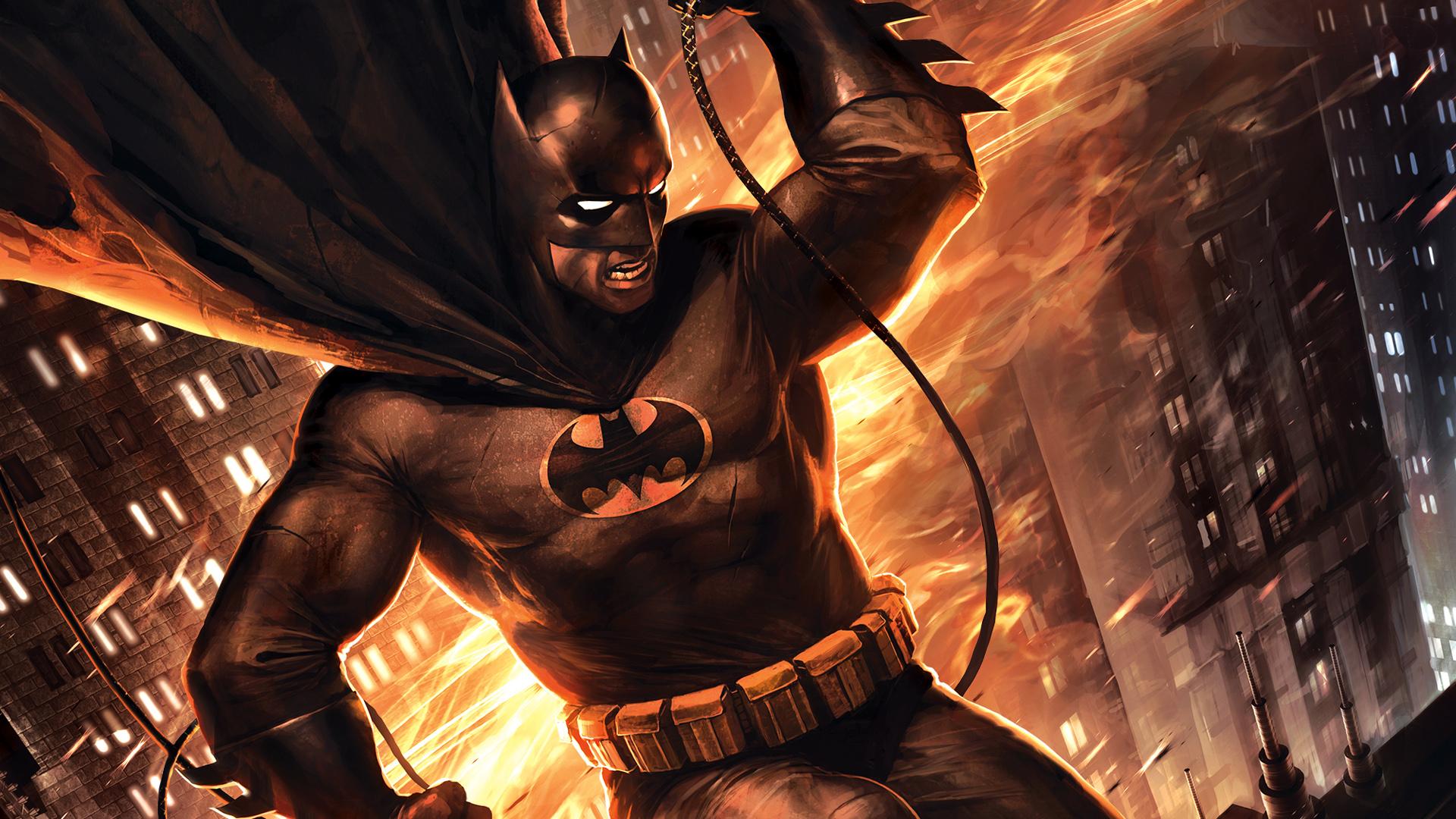 batman the dark knight returns part 1 movie wallpapers