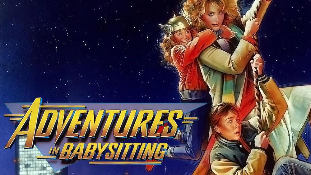 Adventures in Babysitting  Movie fanart  fanart.tv
