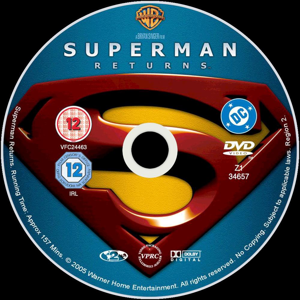Superman Returns Movie Fanart Fanart