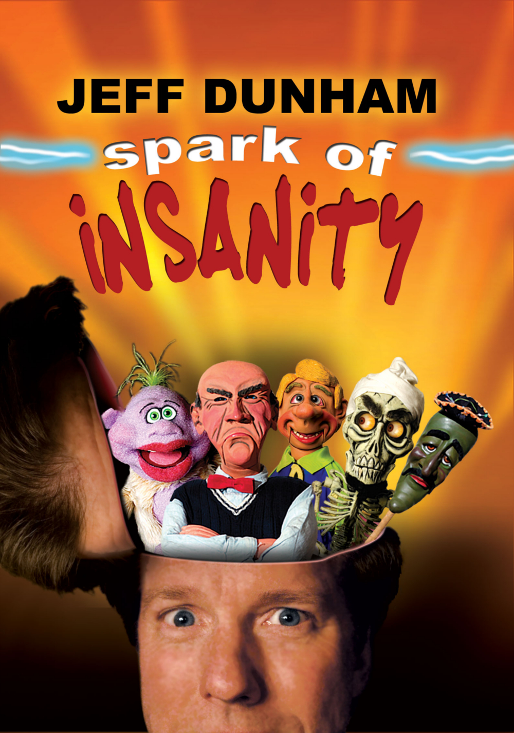 jeff dunham  spark of insanity