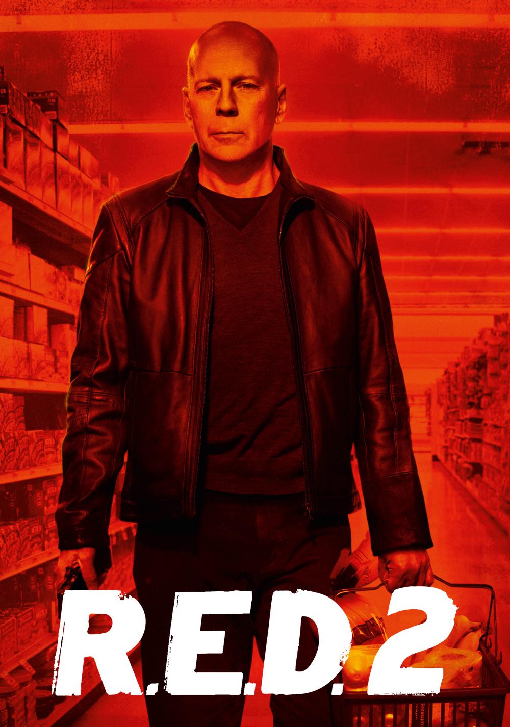 Red 2 Movie Poster RED 2 | Movie fanart |...