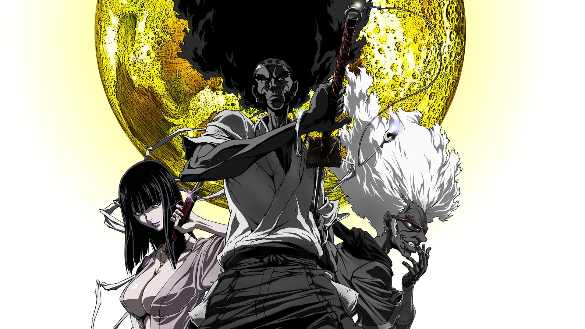 Afro Samurai: Resurrection [Directors Cut] [DVD] [2008