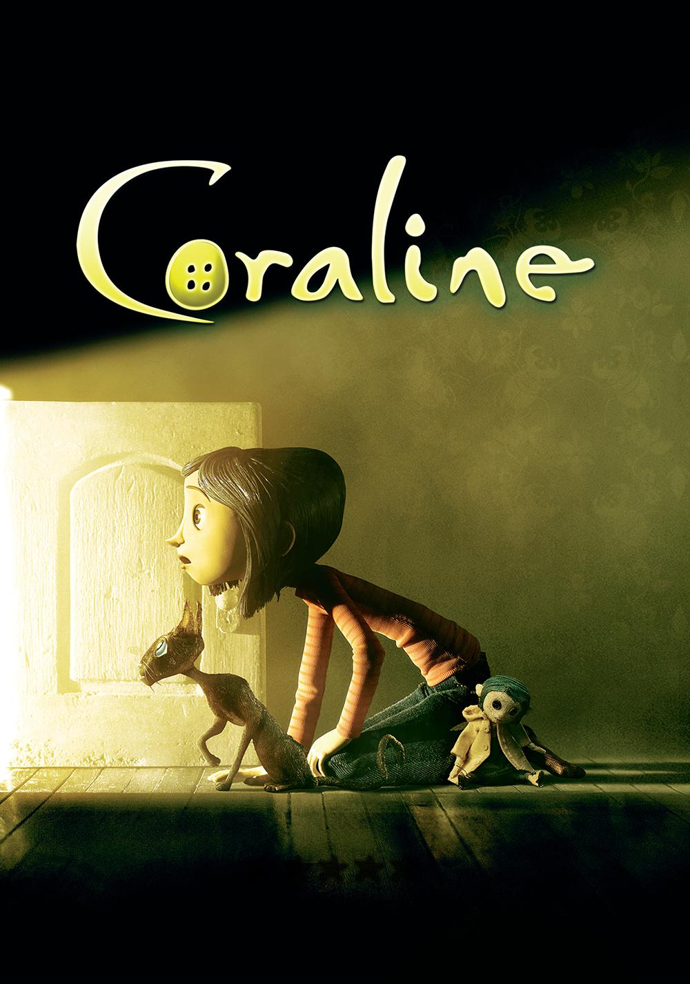 coraline movie fanart fanarttv