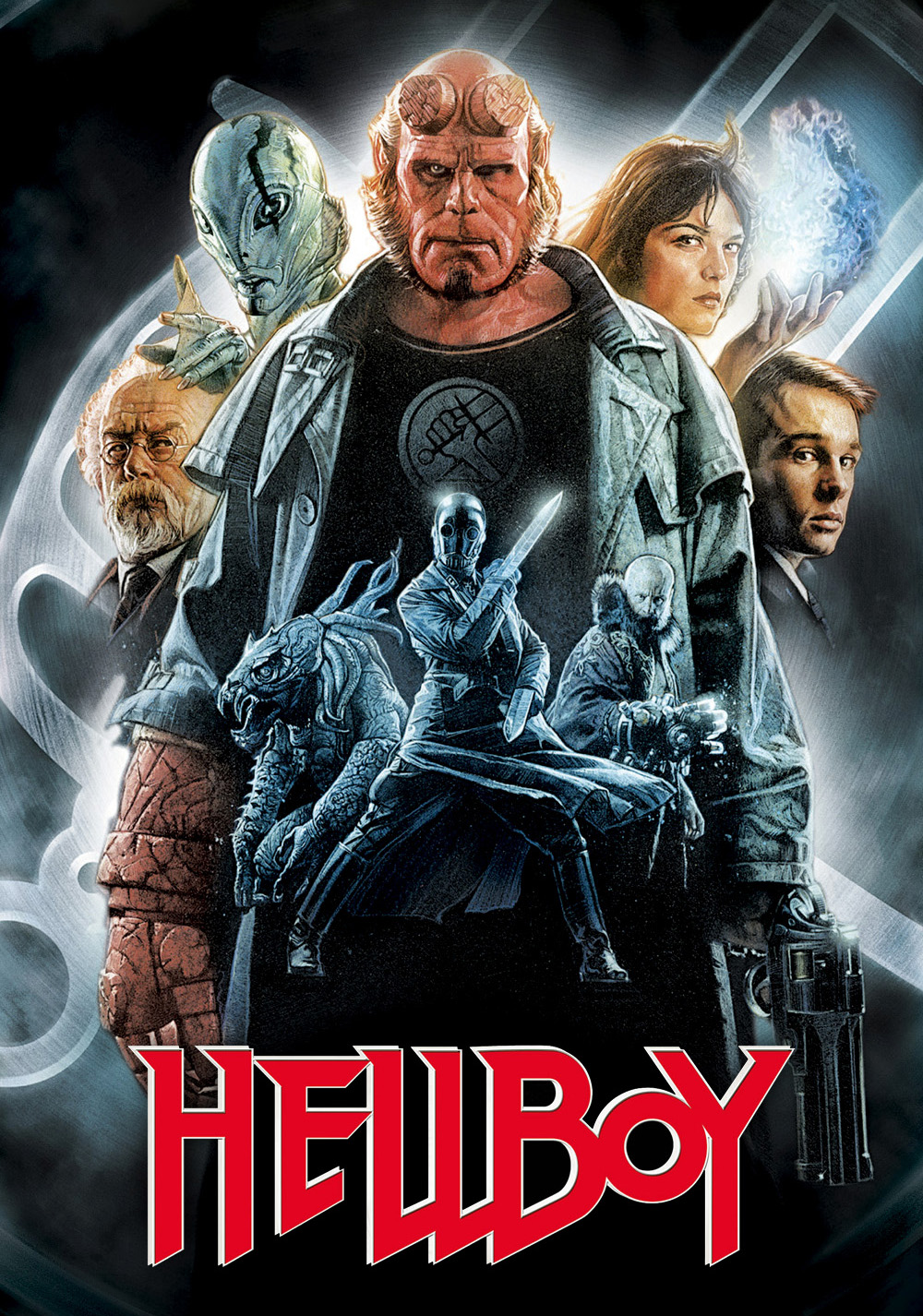 Hellboy | Movie fanart | fanart.tv