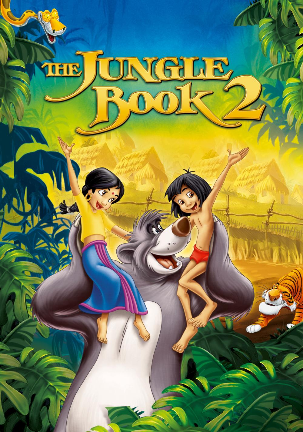 The Jungle Book Deutsch