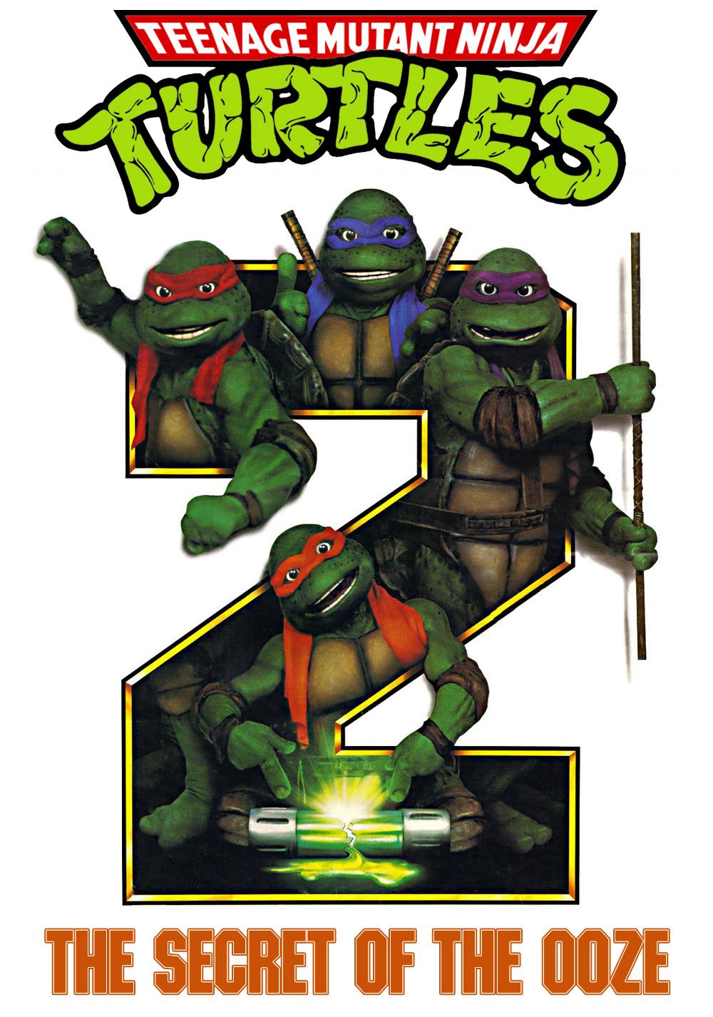 Teenage Mutant Ninja Turtles II: The Secret of the Ooze ...