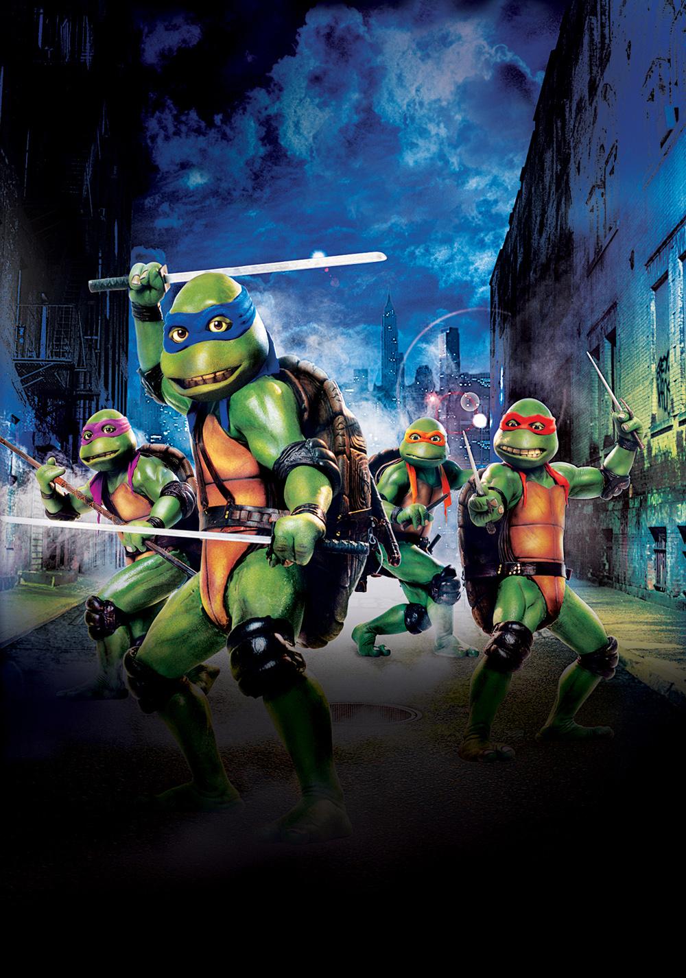 Teenage Mutant Ninja Turtles | Movie fanart | fanart.tv