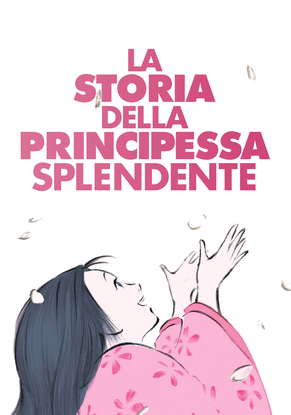 The Tale of Princess Kaguya   Movie fanart   fanart.tv The Tale Of Princess Kaguya Poster