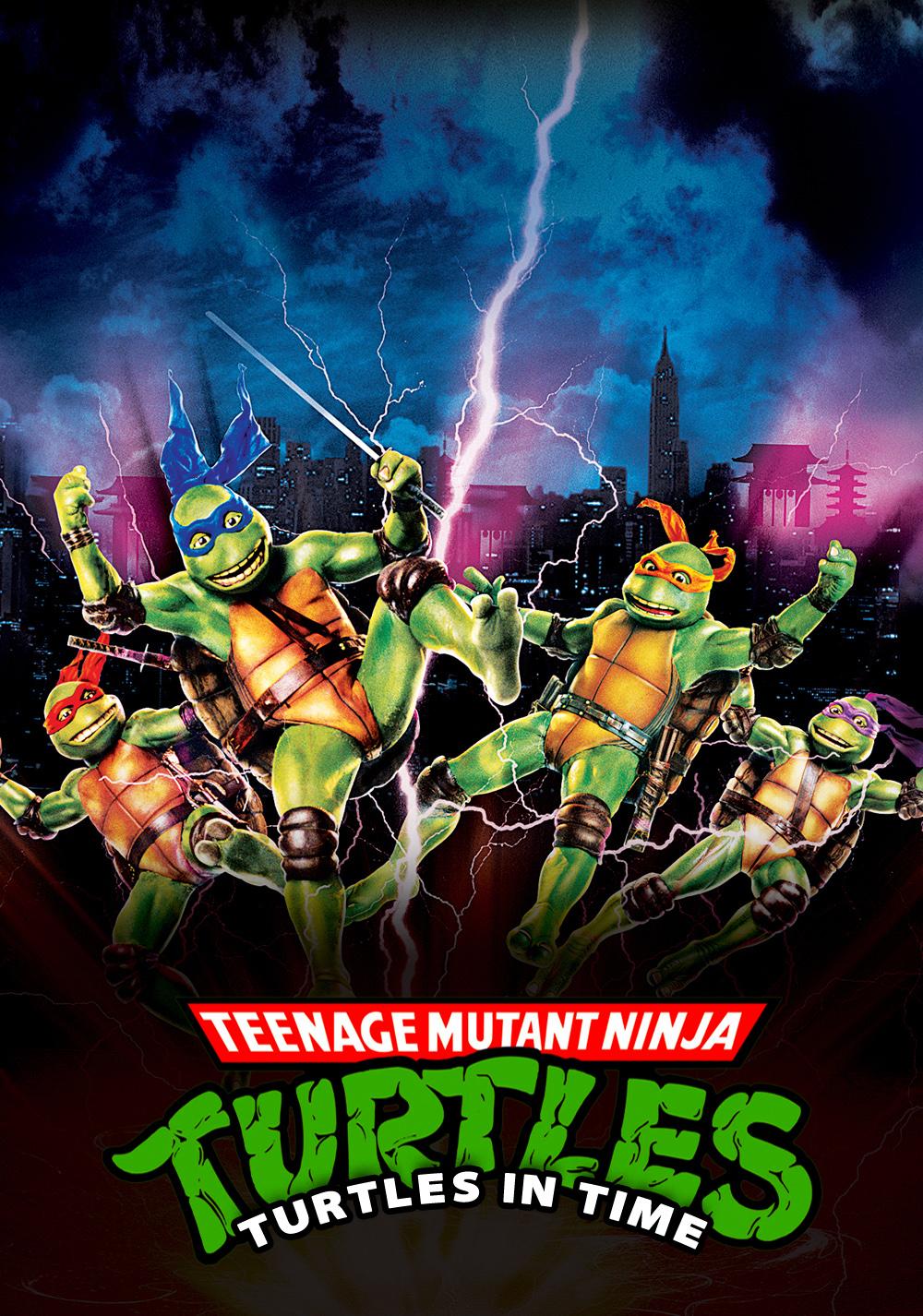 Teenage Mutant Ninja Turtles III: Turtles in Time | Movie ...