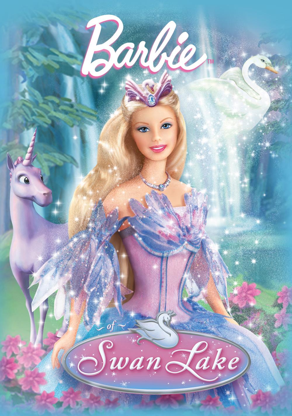 Barbie of Swan Lake | Movie fanart | fanart.tv