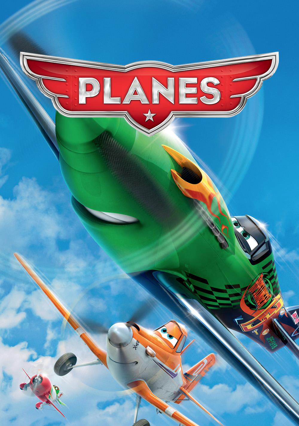 Planes | Movie fanart | fanart.tv Planes Movie Poster