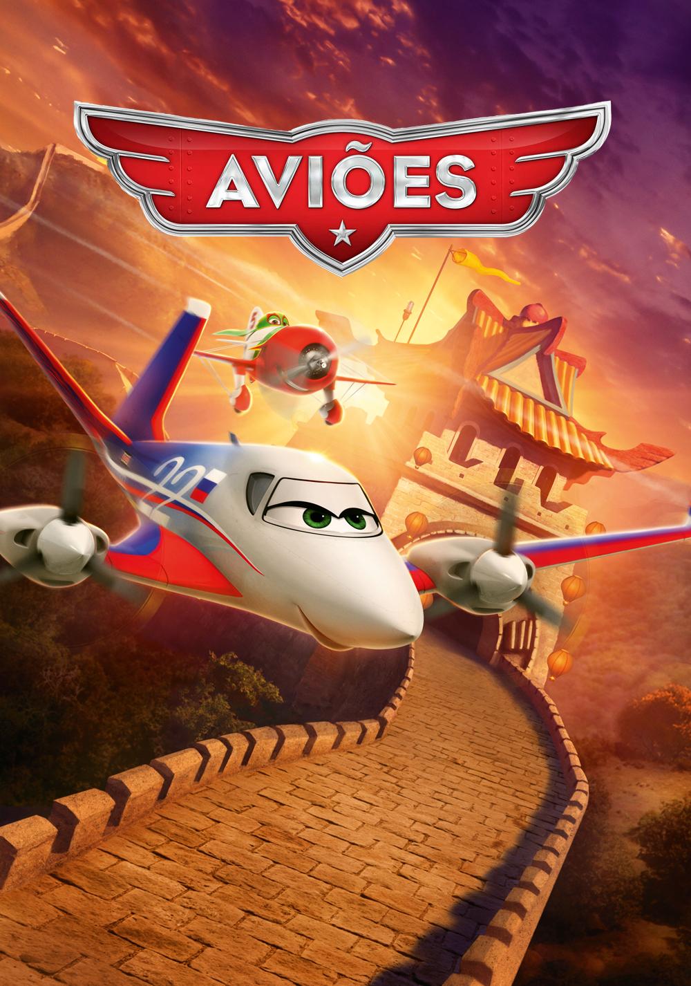 Disney planes movie poster