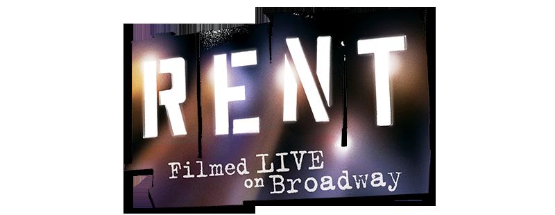 Rent: Filmed Live on Broadway | Movie fanart | fanart.tv