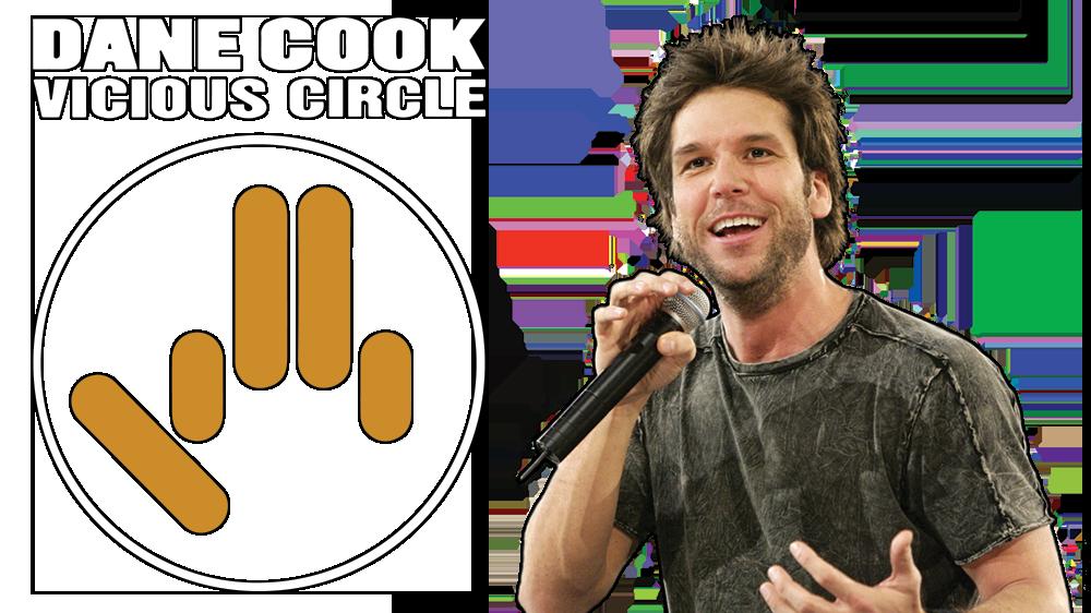 Dane Cook: Vicious Circle | Movie fanart | fanart.tv