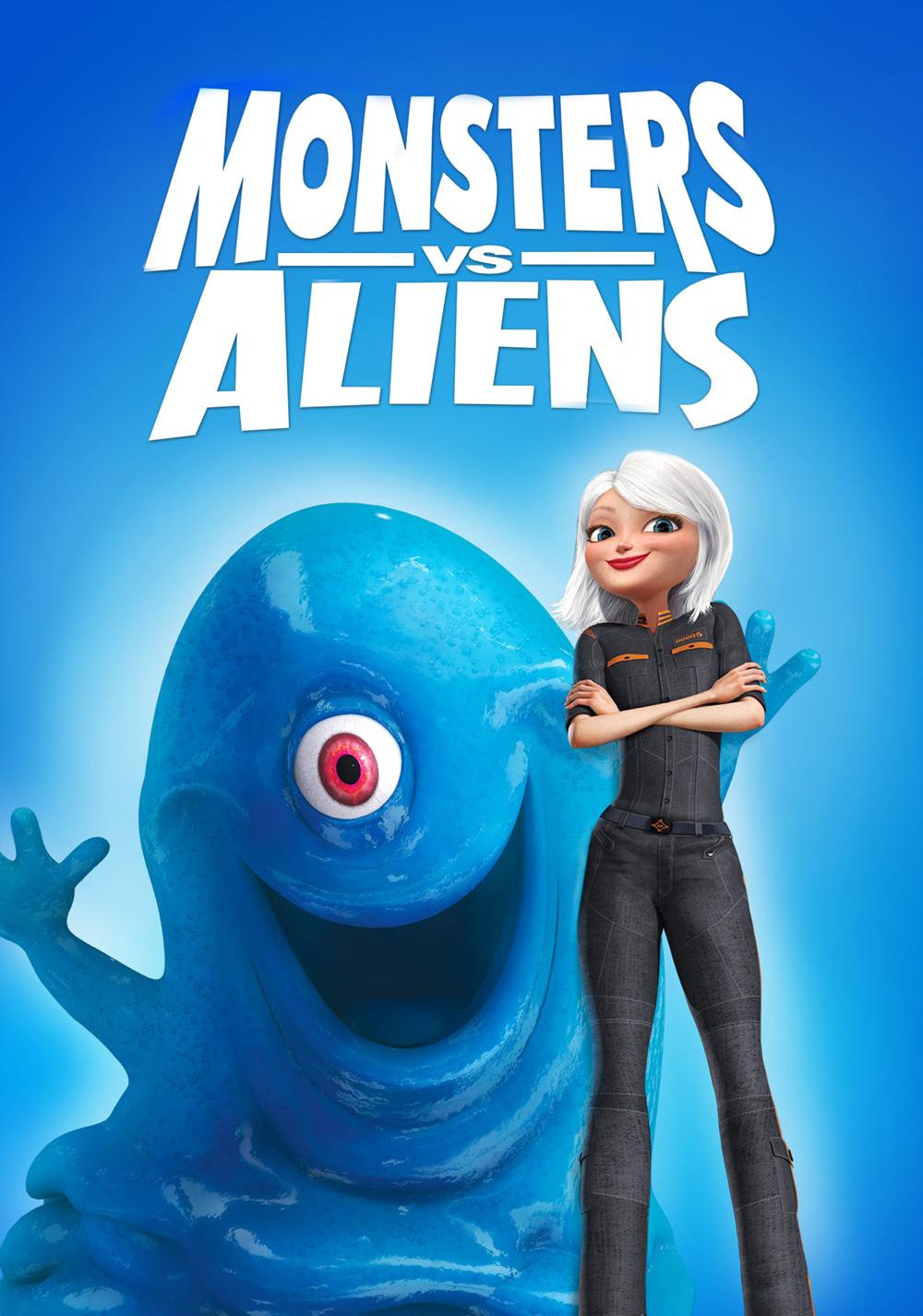 Alien Vs Monster