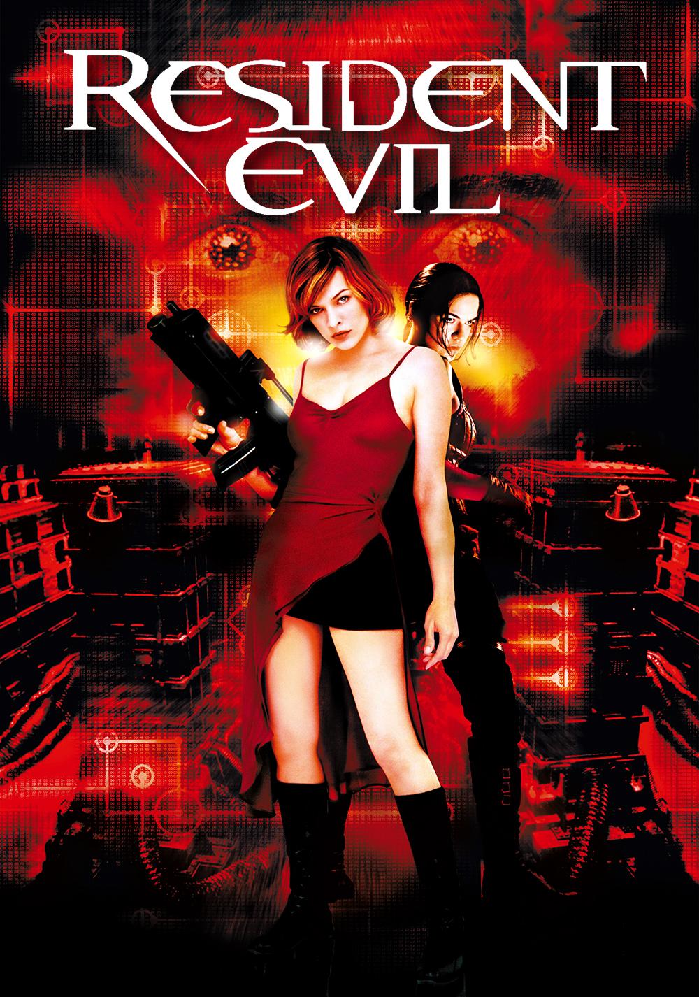 Resident Evil | Movie ... Milla Jovovich Movies 1999