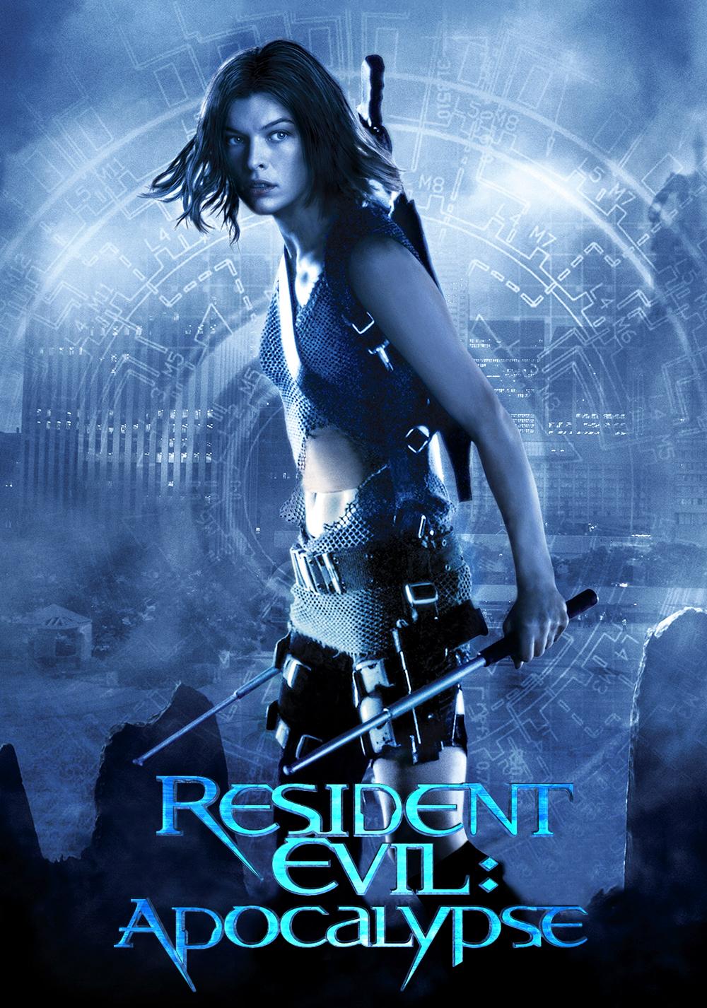 Resident Evil: Apocalypse : Movie fanart : fanart.tv