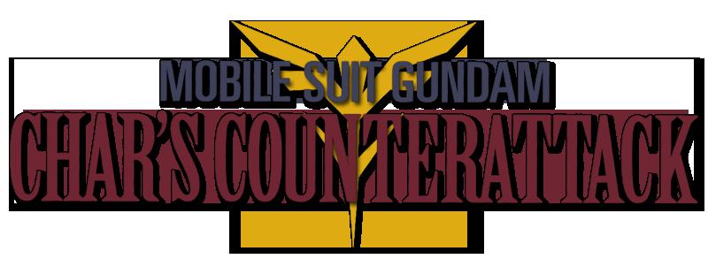 Mobile Suit Gundam Char S Counterattack Movie Fanart Fanart Tv