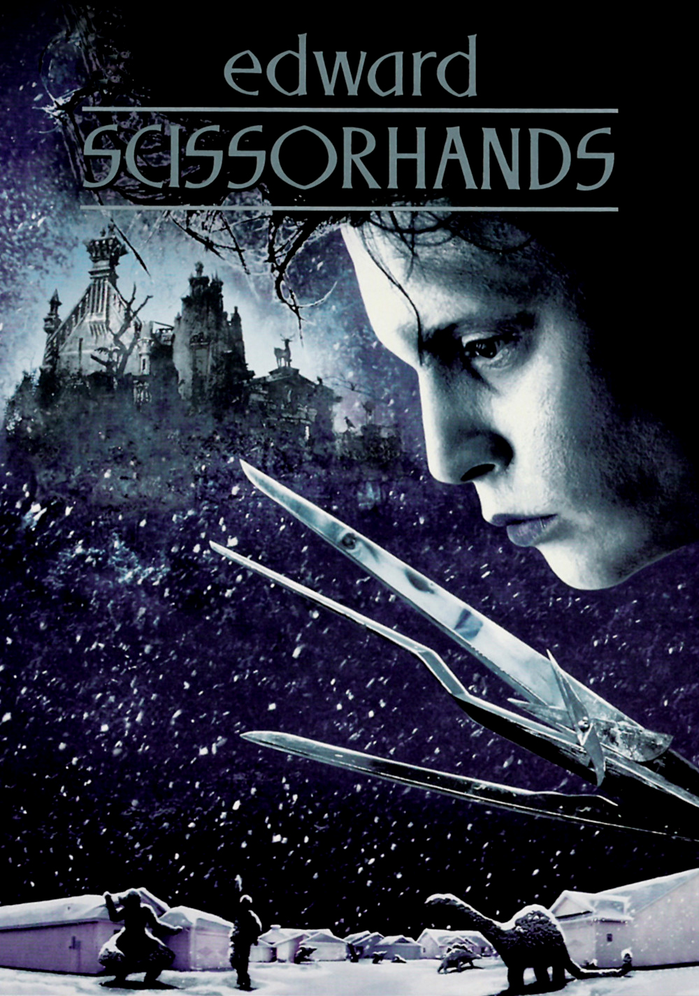 Essay on edward scissorhands the movie