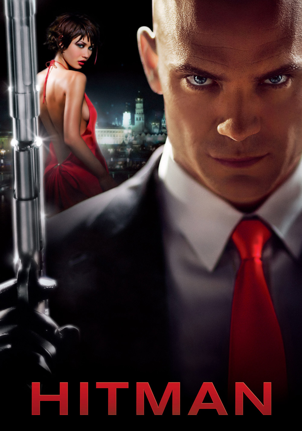 Hitman Movie Poster Hitman | Movie ...