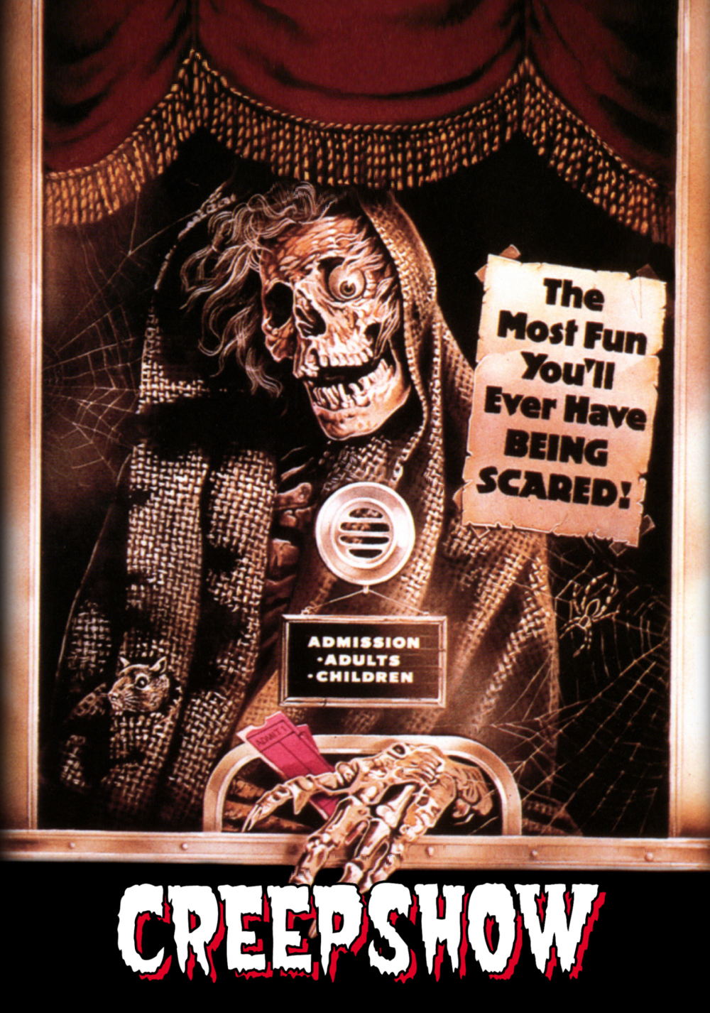 Creepshow Movie Poster Creepshow Movie Poster Image